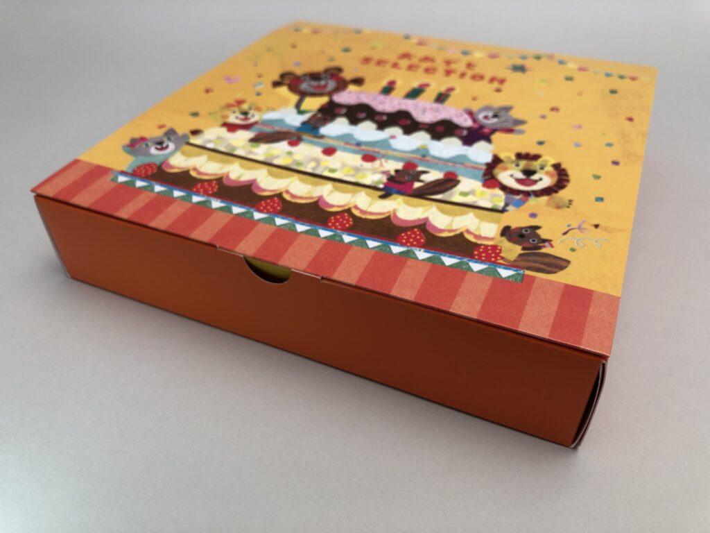 おめでとセレクション ボックスパッケージ2
