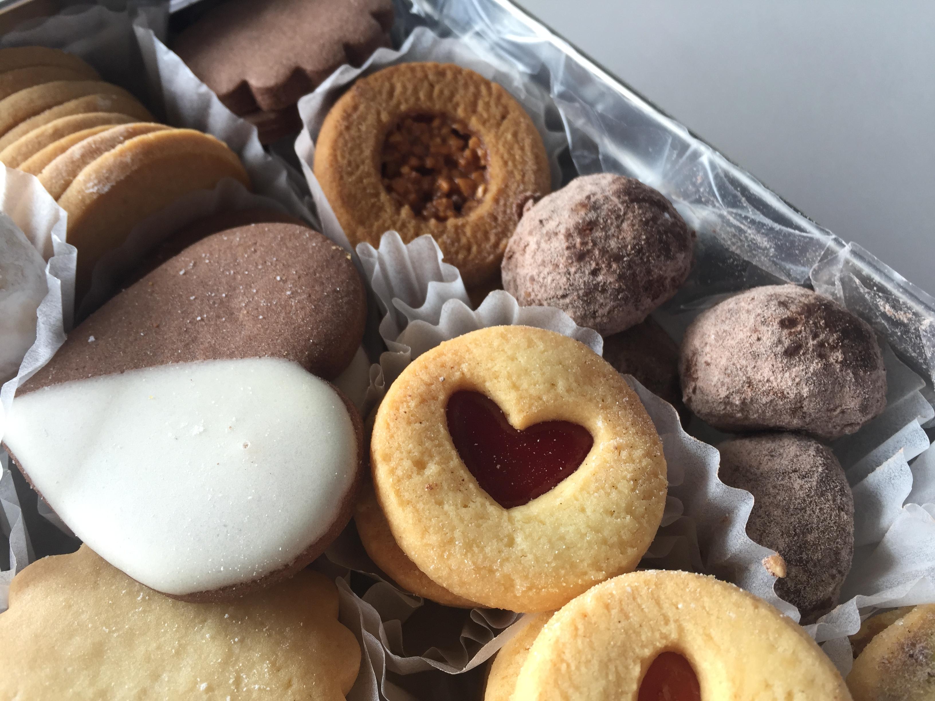 ディーン&デルーカ クラシッククッキー缶3