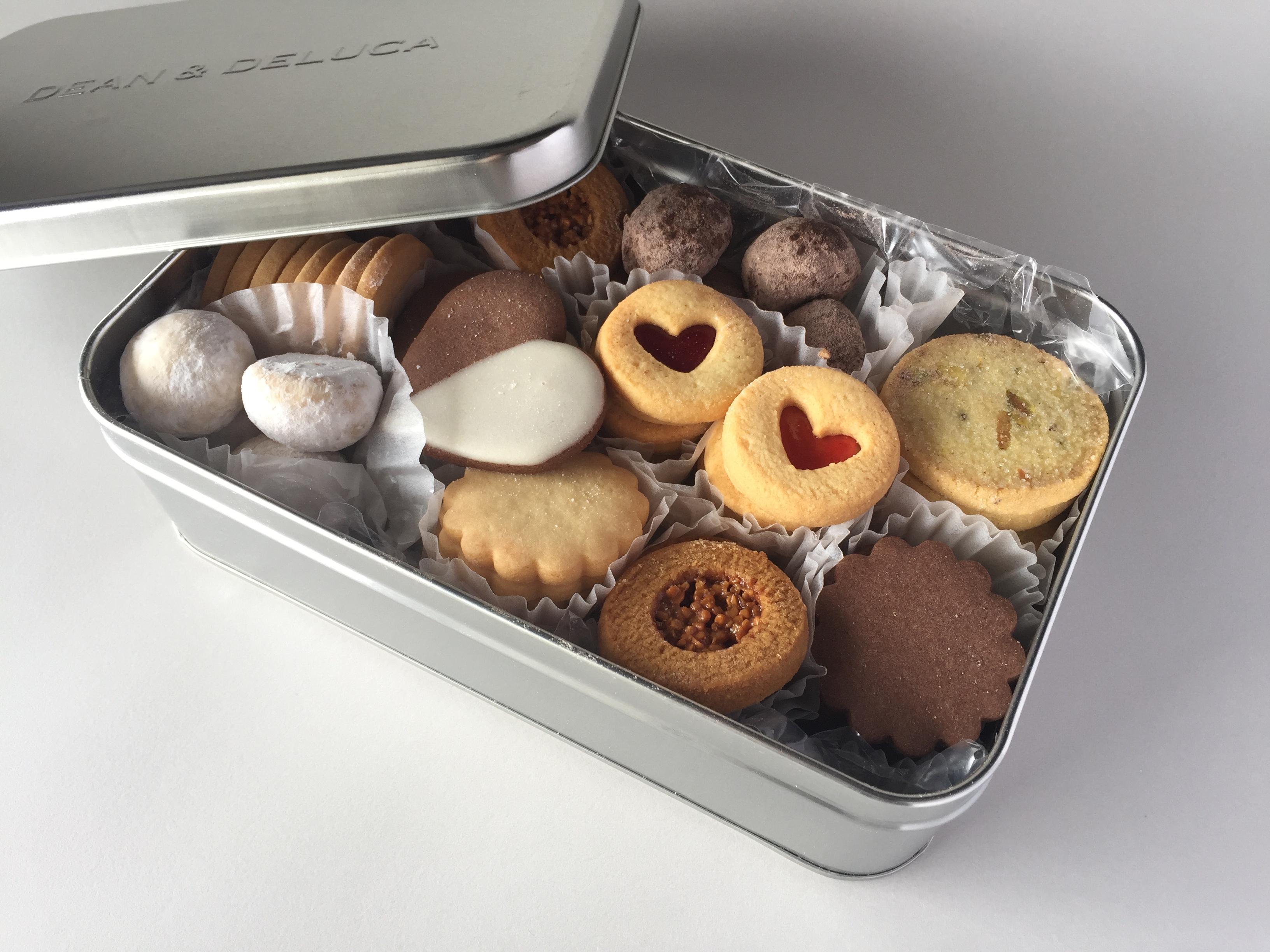 ディーン&デルーカ クラシッククッキー缶2